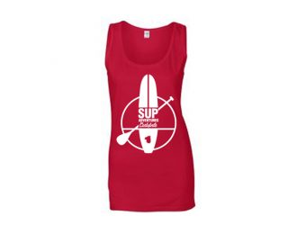 LADIES' LOGO VEST