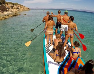 (Italiano) Sup & Apnea Retreat