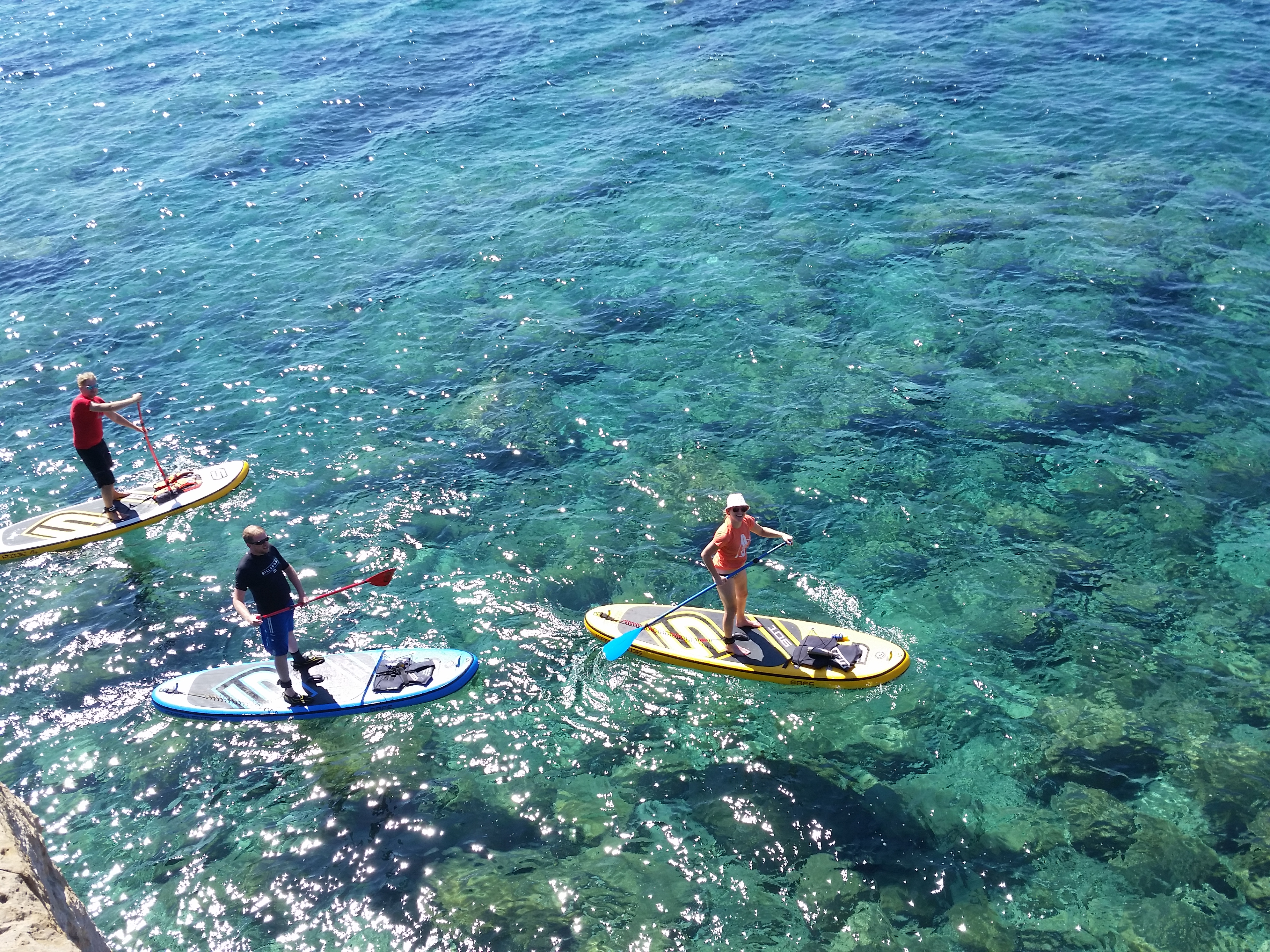sup e yoga retreat settembre 2018