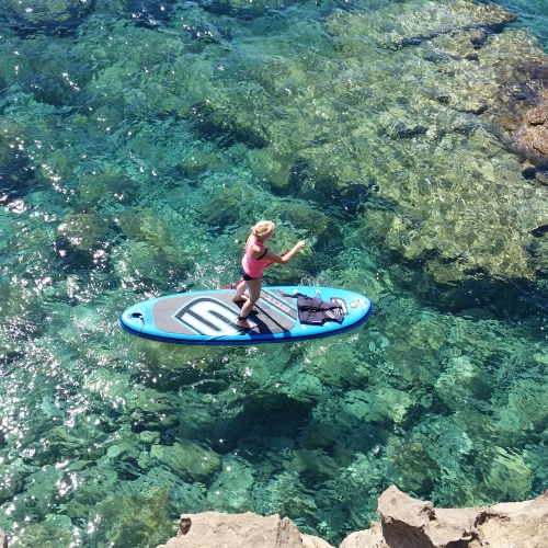 Corso di Stand Up Paddle & Yoga Retreat